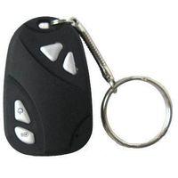 Car Key Hidden Camera DVR with 1,280 x 960 Definition 8GB Memory and USB Flash Disk