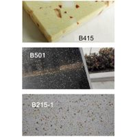 guolian patterned rose quartz slab, white quartz stone, pearl white quartz slab