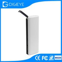 High quality power banks Small size polymer power bank 10400mah powerbank promotion gift with OEM lo