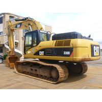 Used Caterpillar Crawler Excavator 330D