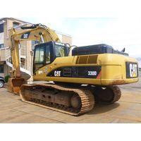 Used Caterpillar Crawler Excavator 330D