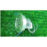 5x1W LED downlight