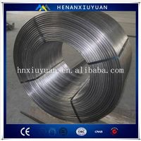 SiCa cored wire