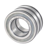 Sealed Double Row Full Complement Cylindrical Roller Bearings SL04 5018 PP