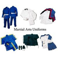Martial Art Uniforms thumbnail image