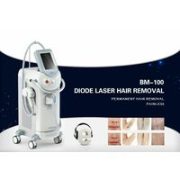 Vertical 808nm Diode Laser Hair Removal Machine For Clinic Use (BESTVIEW-BM100) thumbnail image
