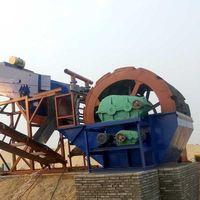 dewatering wheel bucket sand washing machine thumbnail image