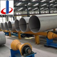 304/304L/316L Stainless Steel Industrial Pipe