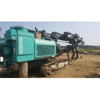 Used crawler drill machine EVERDIGM ECD45E