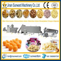 Good Quality Cheese Ball Snack Food Extruder Machine thumbnail image