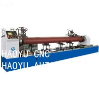 Automatic steep pipe welding machine mig welding pipe flange thumbnail image