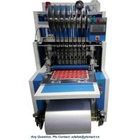 Automatic Magnetic Stripe Laying Machine YMSL-1000 thumbnail image