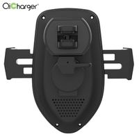 High quality Noiseless back up battery inside Automatic Induction Fast Wireless Car Charger thumbnail image