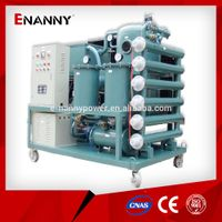 transformer purifier machine for dielectric oil DBYD-100 thumbnail image