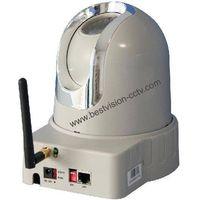 Wireless IR IP dome camera with Pan and Tilt thumbnail image