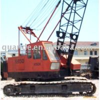 Sell used crawler crane HITACHI KH180 thumbnail image