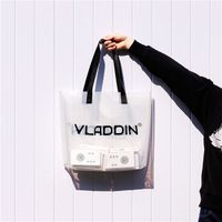 PVC Shoulder Bag-vladdin accessories