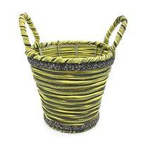 2018 handmade rattan flower basket thumbnail image
