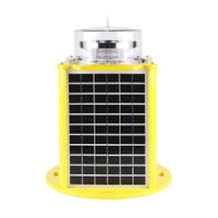 IALA Type B High Intensity solar aviation light for sale