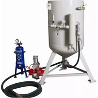 aircraft paint removal sandblasting machine,Heavy-duty Carbon Steel Material Cleaning Portable Sand