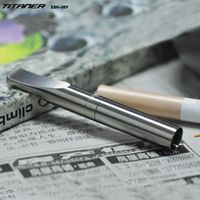 Premium Quality Promotional Titanium Cigarette Filter Holder Tube thumbnail image