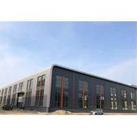 Customized steel structure warehouse for plastic products thumbnail image
