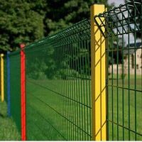 Roll-top fence