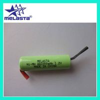 Ni-MH battery AA 2200mAh 1.2V with tab