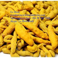 DRIED TURMERIC VIETNAM WITH HIGH QUALITY