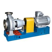 Za Series Horizontal Petrochemical Process Centrifugal Pump