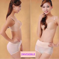 Ladies Cotton Panty High-waisted