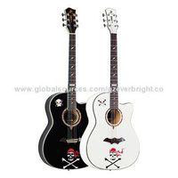 KL390C Acoustic guitar, wooden