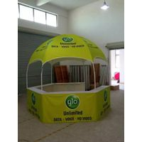 Hexgonal Kiosk booth tent,dome tent