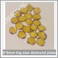 Round diamond plate, Square shape diamond plates, Hexagon shape diamond plates thumbnail image