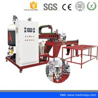 PU polyurethane foam Casting Machine for cladding type sealing strip