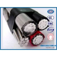 95mm2 4 core aerial bundle aluminum cable xlpe insulated abc cable
