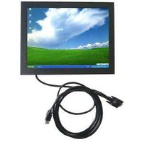 12.1 Inch HL-121B SKD Metal Cover VGA Touch Screen Monitor For IPC Industrial PC thumbnail image