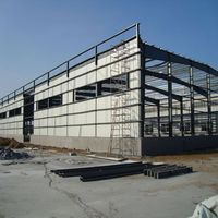 Prefab Structure Steel Buildings Welding Auto Workshop thumbnail image