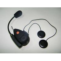Bluetooth Wireless Motorcycle Helmet Headset Communicator(Embedded FM Radio) BT-9802 thumbnail image