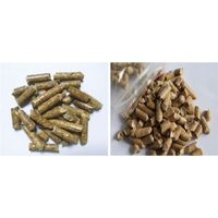 100% TO GRADE WOOD PELLETS IN BULK