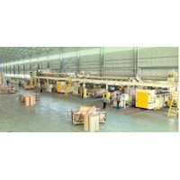 5layers corrugated cardboard production line
