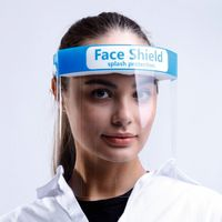 Wholesale medical safety face shield eye protective face cover for sale thumbnail image