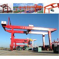 Container gantry crane