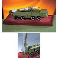diecast truck model  DF-11/M-11(CSS-7)Short-Range Ballistic Missile