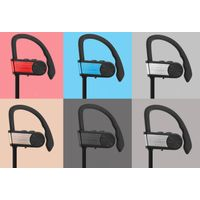 OKA High Quality Noise Cancelling 4.1 Stereo Sport Bluetooth Headphones Wireless thumbnail image