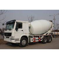 HOWO concrete mixer truck 10m³