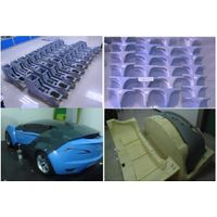 Prototype parts models making service thumbnail image