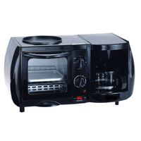 500W 5Liter 3 in 1 breakfast maker 5 mintues finish cook