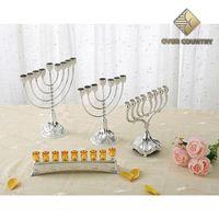 Israelish candle holders