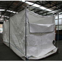 Bulk Container Liner, Insulated Shipping PP PE Dry Container Liner
